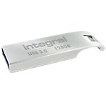 Clé USB Integral ARC 128 Go Argenté