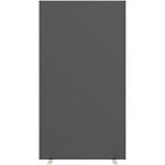 Cloison amovible Paperflow 174 (H) x 94 (l) cm Gris