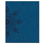 Semainier Exacompta Cordoba 1 Semaine sur 2 pages 2019 Bleu