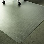 Tapis de sol Office Depot Moquette Rectangulaire Polymère recyclé 120 x 90 cm