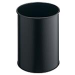 Corbeille à papier DURABLE Atlanta Noir Métal 26 cm x 31,5 cm 260 mm