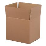 Boîte archives Niceday Carton ondulé 594 (l) x 494 (P) x 488 (H) mm Brun   10 Unités
