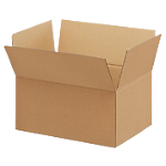 Boîte archives Niceday Carton ondulé 427 (l) x 304 (P) x 250 (H) mm Marron   10 Unités