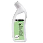 Gel nettoyant pour sanitaires Niceday Ecolabel Plantes   750 ml