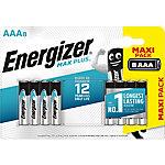 Pila alcalina Energizer AAA 8 unidades