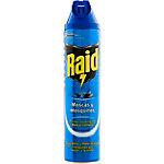 Insecticida en aerosol Raid Moscas y Mosquitos 600 ml