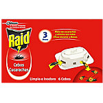 Raid Cebos Cucarachas 6 unidades