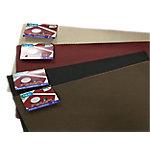 Mantel comensal PLA algodón 45 x 33 cm beige, rojo, negro, marrón 4 unidades