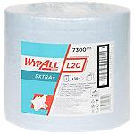 Bobina de papel WYPALL L20 Extra+ 235mm (a) azul 500 hojas