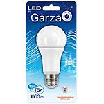 Bombilla esférica estándar LED Garza e27 12 w blanco caliente