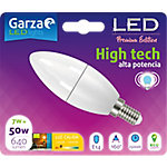 Bombilla LED esférica Garza 7 w blanco caliente