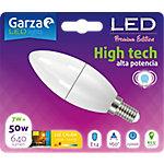 Bombilla LED vela Garza 7 w blanco frio