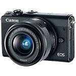 Cámara digital Canon M100 Negro