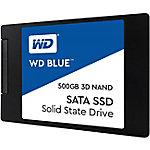 Disco duro sólido SSD WD blue 500gb 2.5