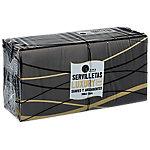 Servilleta Dahi negro 20 x 20 cm 100 unidades