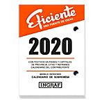 Ingraf taco calendario Eficient Castellano 2020 8,2 x 11,6 cm