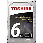 Disco duro interno Toshiba X300, 3.5