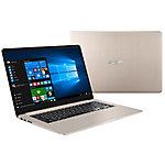 Portátil ASUS VivoBook S15 S510UA BR686T, 8ª generación de procesadores Intel® Core™ i5, 1,60 GHz, 39,6 cm (15.6