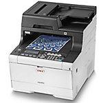 Impresora multifunción 4 en 1 OKI MC563dn láser