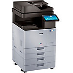 Impresora multifunción 4 en 1 HP MultiXpress SL X7600LX láser