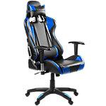 Silla gaming McHaus OFS3200A azul