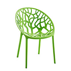 Silla confidente HOPE verde