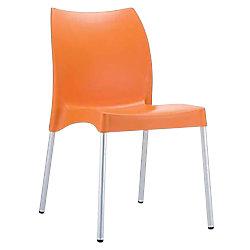 Silla Confidente Vita naranja