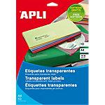 Etiquetas APLI 240 unidades