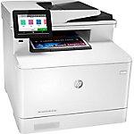 Impresora multifunción HP Color LaserJet Pro M479dw, Laser, Impresión a color, 600 x 600 DPI, 300 hojas, A4, Impresión directa W1A77A