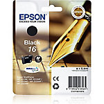 Cartucho de tinta Epson Pen and crossword Cartucho 16 negro (etiqueta RF) C13T16214022