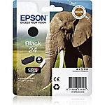 Cartucho de tinta Epson C13T24214022 negro
