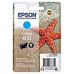 Cartucho de tinta Epson original c13t03u24020 cián