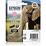 Cartucho de tinta Epson C13T24364022 magenta claro