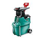 Bio trituradora AXT 25 TC Para material verdes y ramas hasta 4,5cm 2500W Sistema succión automática BOSCH 0600803300