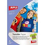 Papel Transfer para camisetas APLI 10247 5