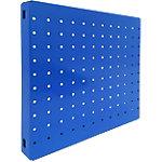 Panel perforado Simonrack magnetico pared azul 300 x 300 mm