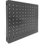Panel perforado Simonrack magnetico pared gris 300 x 300 mm