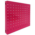Panel perforado Simonrack magnetico pared rosa 300 x 300 mm