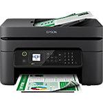 Impresora multifunción 4 en 1 Epson WorkForce WF 2830 color tinta a4