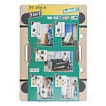 Carretilla para muebles FT350 B divisible con asa funcion 5 en 1 WOLFCRAFT 5548000