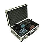 Miniamoladora 840w 115mm maletín con acc. MAKITA 9557NBRX2