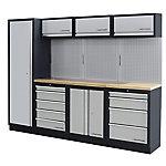 Mobilio mueble modular 4 elementos KRAFTWERK 3964B