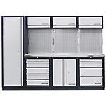 Mueble modular 4 elementos. MOBILIO KRAFTWERK 3964BIX