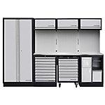 Mueble modular 4 elementos. MOBILIO KRAFTWERK 3964DIX