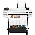 Impresora de gran formato HP Designjet T525 inyección de tinta térmica, resolución máxima: 2400 x 1200 DPI, color blanco