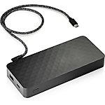 Baterías externas HP Power banka pro notebooky s rozhraním USB C