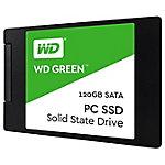 Disco duro sólido SSD WD green 120gb 2.5