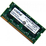 Memoria Crucial sodimm ddr2 2gb 667mhz cl5 (pc2 53