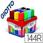 Rotuladores GIOTTO Turbo color surtido 144 unidades