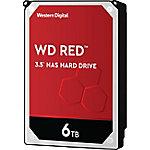 Disco Wd Red 6Tb Sata 256Mb